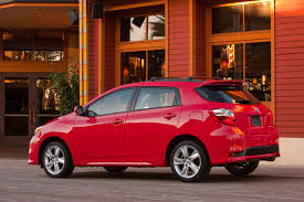 Chicago 11' Preview: 2011 Toyota Matrix Gets a Tiny Facelift   The ...