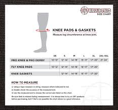 Tsg Pads Size Chart Bad Girl Roller Derby Skate Product Size Guide And Wheel Guide