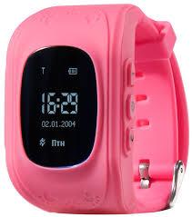 <b>Детские умные часы Prolike</b> PLSW50PK, розовые купить в ...