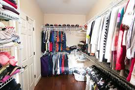dream master bedroom closet. dream walk-in closet makeover master bedroom