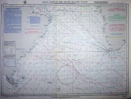Pilot Charts Mediterranean Atlas Of Pilot Charts Central American Waters And South