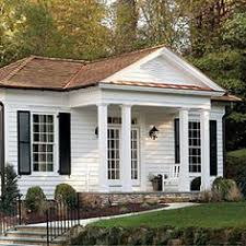 Designing a Small House   a Big Porch   Micro Homes  Architects    Dream Small  Russell Versaci Homes   Historic Charm