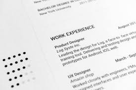 Things To Include In Your Resumes Resume Sections You Must Include In Your Resume