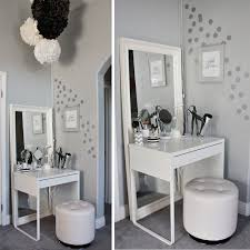 love lace hello beautiful my ikea dressing area vanity ikea micke desk used as vanity has drawer to hold makeup perfect for my small master bathroomikea office furniture beautiful images