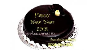 New Year Chocolate Cakes In Noida Send Happy New Year Gifts To