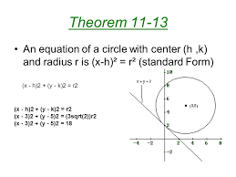 circle tangent theorem 11 1 if a line is to