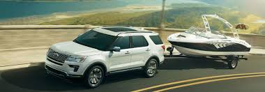 2017 Ford Towing Chart Is The 2019 Ford Explorer A Good Suv For Towing