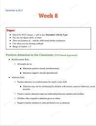 Nyu Cams Ua 001 Class Notes Week 8 Studysoup