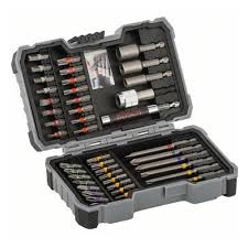 <b>Набор бит и головок</b> Bosch 2607017164, 43 предмета — купить в ...