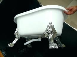 clawfoot tub soap holder miniature co within mini decorations ceramic bathtub dish 7 bathroom pertaining to clawfoot tub soap holder