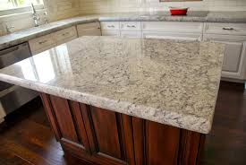 image of perfect bianco romano granite countertops