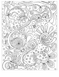 Small Picture Free Printable Abstract Coloring Pages For Kids With Complex glumme