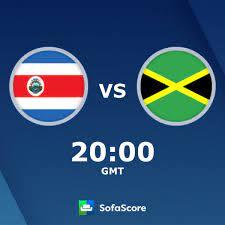 Costa Rica Jamaica live score, video ...