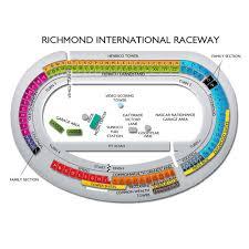 Richmond Amphitheater Seating Chart Richmond Speedway Tickets