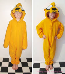Adult Onesie Pattern Delectable Animal Onesie Sewing Tutorial Kids Teens Or Adult Projects
