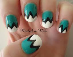 Simple Nail Art Design For Short Nails Cute Nail Ideas Inspiring ...