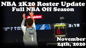 NBA 2K20 Roster Update Guide, Full NBA ...
