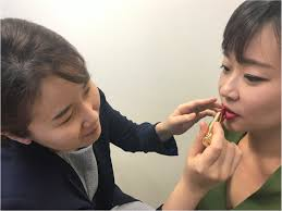 jinnie is also the brand ambador for colormehappy a korean lipstick brand that uses korean technology in the formula of their s