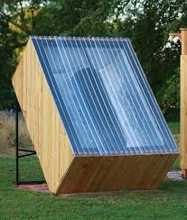 solar shower project 1