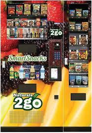 Naturals2go Vending Machines Unique TipTop Vending Inc