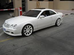 2003 Mercedes-Benz CL-Class CL500 Coupe 2D - View all 2003 ...