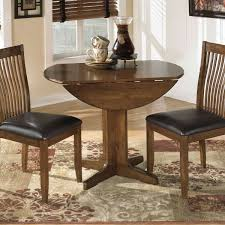 marvelous new small round pedestal dining table small round breakfast nook table