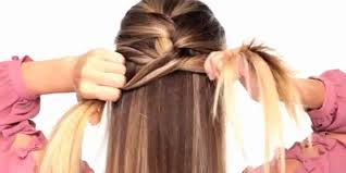 Hairstyle Yourself easy to do hairstyles on yourself youtube 7704 by stevesalt.us