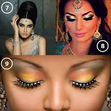 bridal eye makeup tips double winged liner
