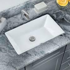 undermount vanity sinks. Awesome Undercounter Bathroom Sink Glazed Vitreous China Rectangular With Overflow Best Undermount Sinks Vanity O
