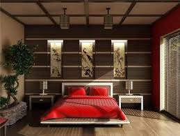 asian themed bedroom furniture decoration ideas low bed bonsai tree decorative wall panels asian style bedroom furniture