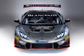 Lamborghini Super Trofeo new Middle East series at the start
