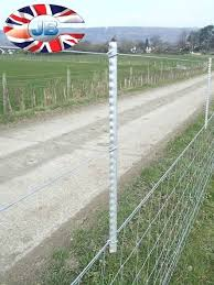 farm fence ideas. Farm Fence Dropper Strained Wire Stock Fencing Cattle Steel . Ideas G