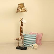 Cool floor lamps kids rooms Baby Giraffe Shaped Kids Room Floor Lamps 496 Lightsinhomecom Giraffe Shaped Kids Room Floor Lamps 496 Fabric Shade