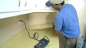 how to remove and install plastic laminate kitchen homeowner formica countertops