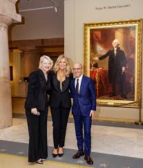National Portrait Gallery Celebrates Patti Hansen and Ivan Shaw