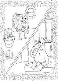 Spongebob Printable Coloring Pages Printable Coloring Pages Complete