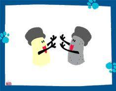 mr salt blues clues. Cartoon Characters: Blue\u0027s Clues Mr Salt Blues