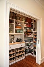 how to build wood pantry shelves slimline pantry including bench shelf and sliding cavity doors