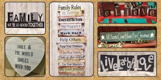 Wholesale Home Decor Signs