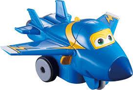 Auldey Auldey, <b>Super Wings Инерционный самолет</b> Джером (с ...