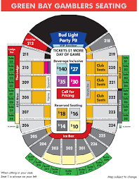 La Crosse Center Seating Chart Ticketmaster Seating Maps Ticketstar