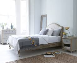 Damsel Bed In Our Natural Cotton Linen