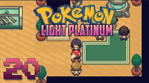 Pokemon Light Platinum Team Steam Lets Play Pokemon Light Platinum Part 20 Team Steam Museum Attack