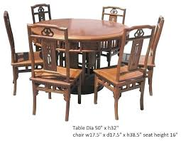 asian dining room chairs ening granite tables and covers good 6 chair table on rosewood