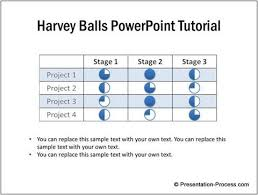 Harvey Balls Chart Template Quick And Easy Harvey Ball Tutorials In Powerpoint