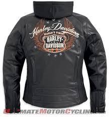 harley davidson moxie leather jacket 2