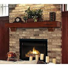 mantle wood beam 72 cherry rustic fireplace mantel shelf hand hewn cabinet old