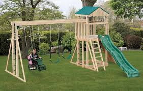 swing set diy plans free crafting