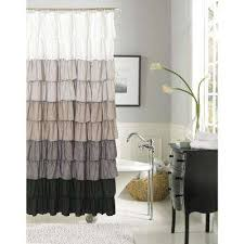 black shower curtains. Black Shower Accessories Bath The Home Depot Curtains S