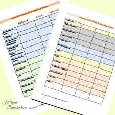 Printable Household Budget Worksheets 15 Tips To Reduce Spending And Free Printable Household Budget